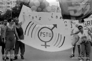 Passeata de encerramento da 17ª Conferência Internacional  de Gays  e Lésbicas - ILGA